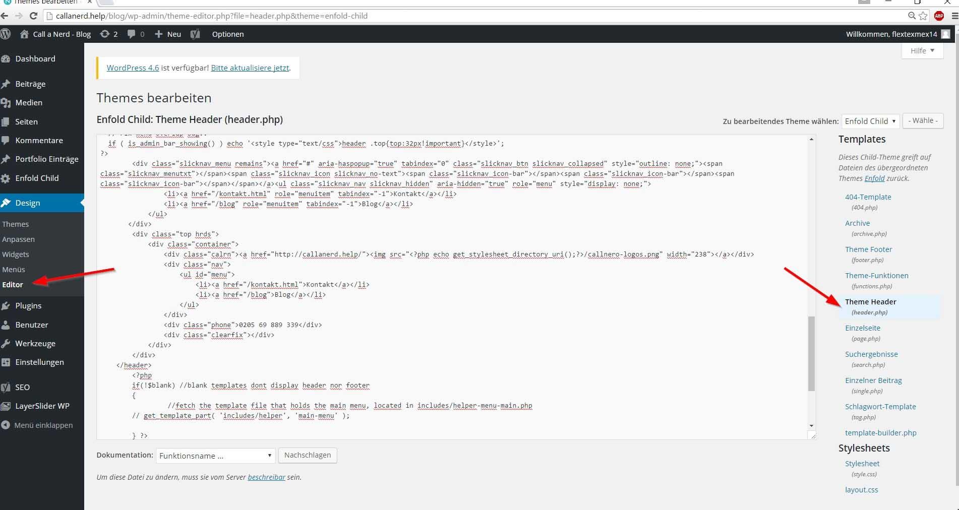 Groß Wordpress Vorlagen Bearbeiten Ideen - Entry Level Resume ...