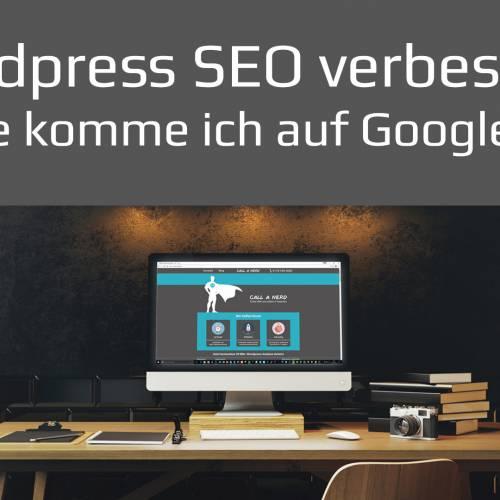 WordPress SEO verbessern 2017