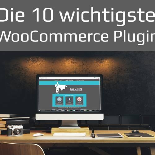Die besten 10 WooCommerce-Plugins für WordPress Onlineshop