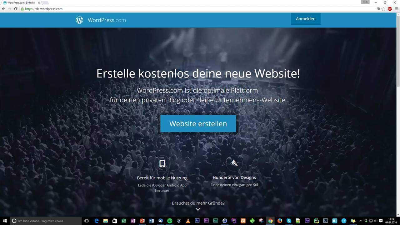 Wie Erstelle Ich Meine Eigene Website wie erstelle ich meine eigene homepage mit call a