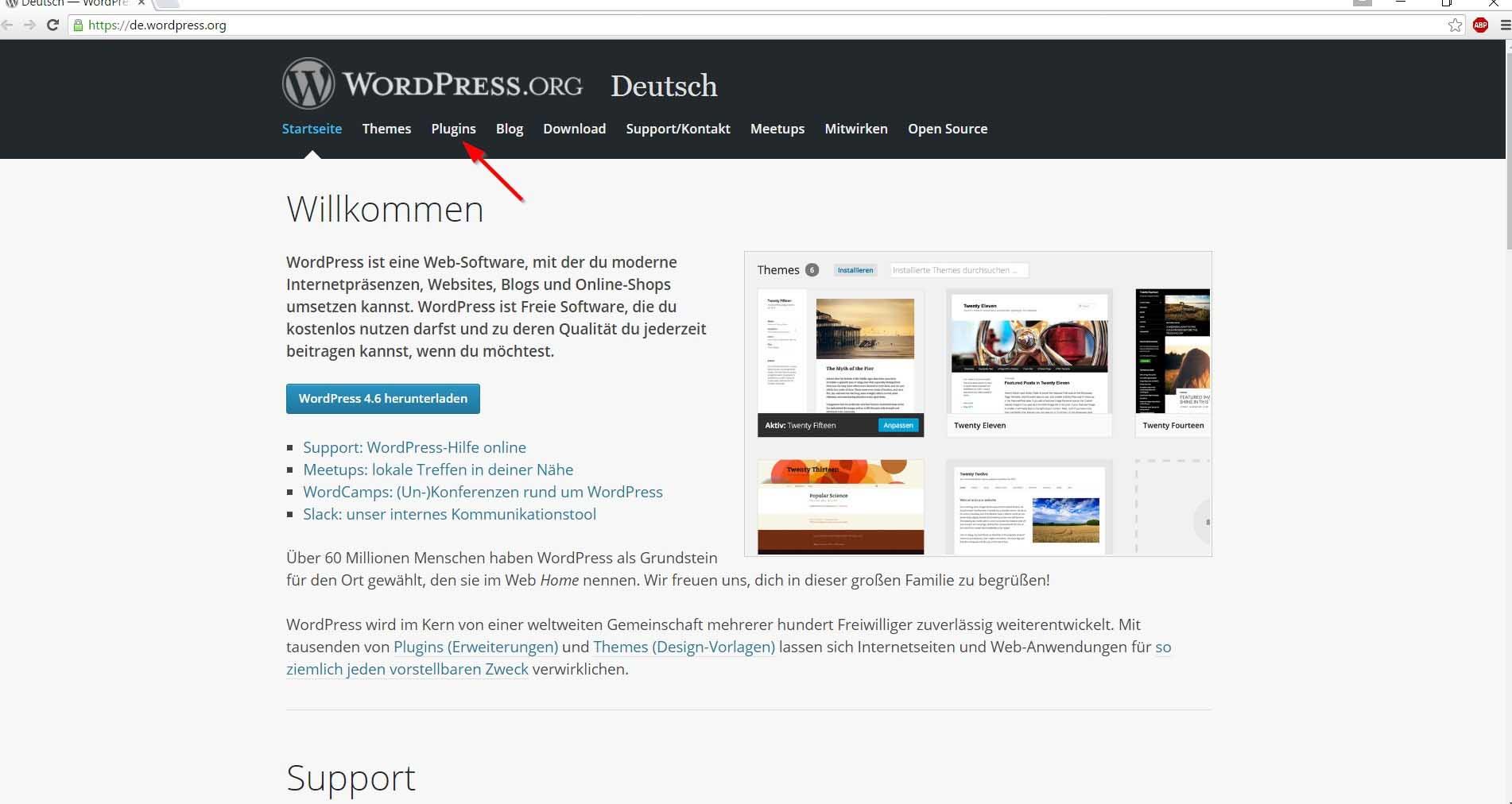 Wordpress Tutorial - FTP verstehen am Beispiel Plugin upload